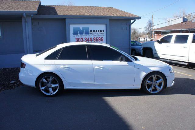 2010 Used Audi S4 4dr Sedan S Tronic Prestige at Maaliki Motors Serving  Aurora, Denver, CO, IID 17501601
