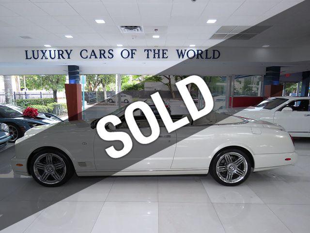 2010 Bentley Azure T Final Edition Convertible