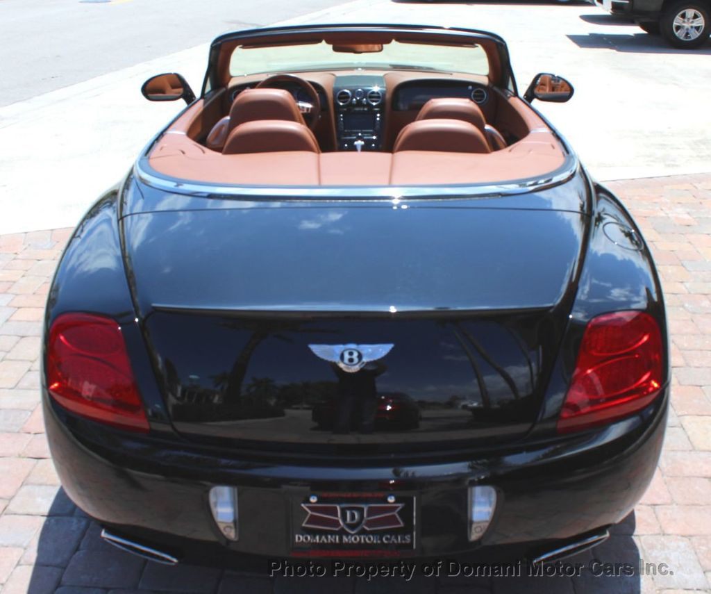 2010 Bentley Continental GT 2010 Bentley Continental GTC Convertible Speed only 25,442 miles - 17486050 - 12
