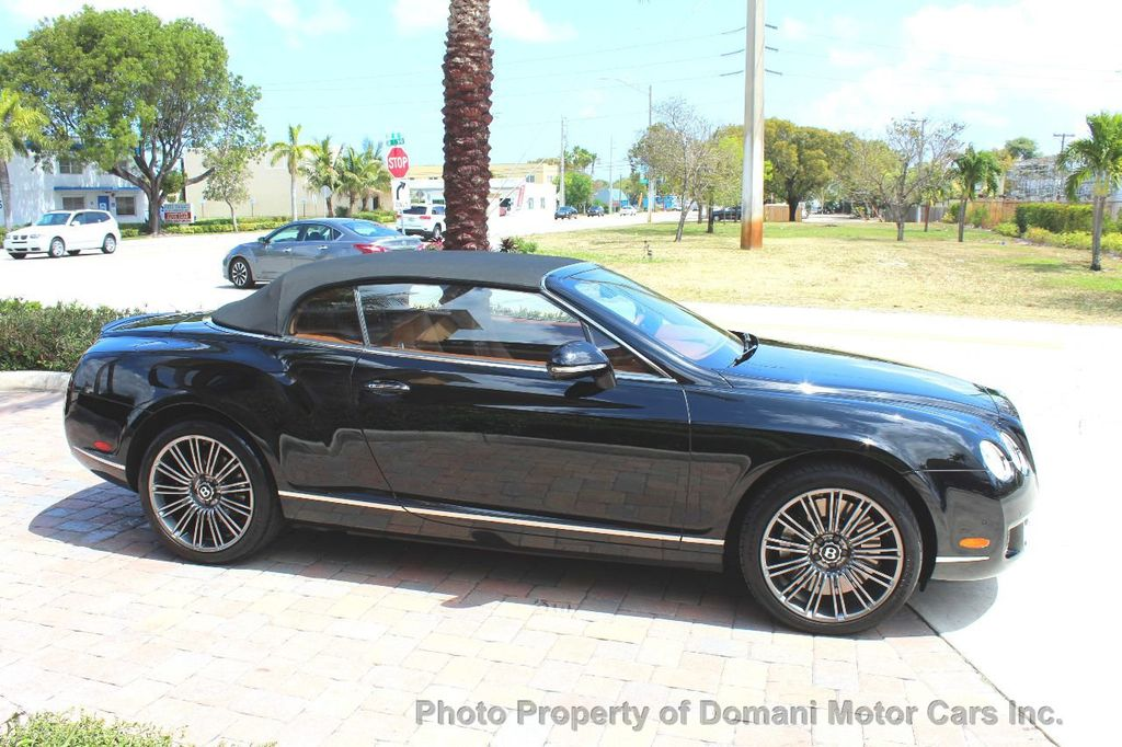 2010 Bentley Continental GT 2010 Bentley Continental GTC Convertible Speed only 25,442 miles - 17486050 - 19