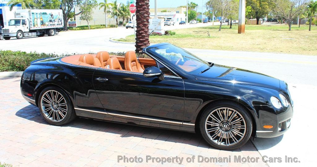 2010 Bentley Continental GT 2010 Bentley Continental GTC Convertible Speed only 25,442 miles - 17486050 - 20