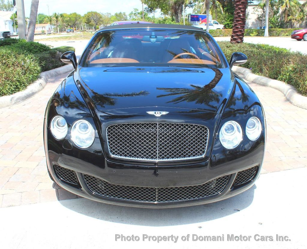 2010 Bentley Continental GT 2010 Bentley Continental GTC Convertible Speed only 25,442 miles - 17486050 - 24
