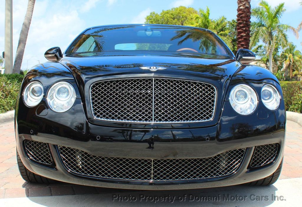 2010 Bentley Continental GT 2010 Bentley Continental GTC Convertible Speed only 25,442 miles - 17486050 - 26
