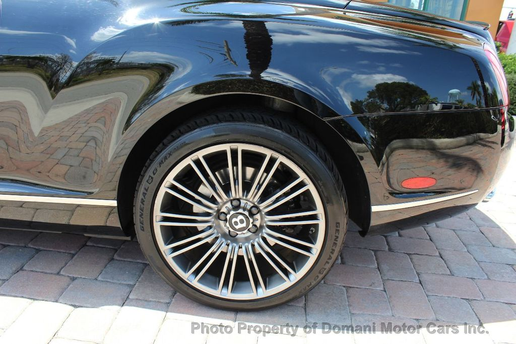 2010 Bentley Continental GT 2010 Bentley Continental GTC Convertible Speed only 25,442 miles - 17486050 - 30