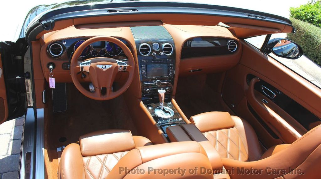 2010 Bentley Continental GT 2010 Bentley Continental GTC Convertible Speed only 25,442 miles - 17486050 - 67