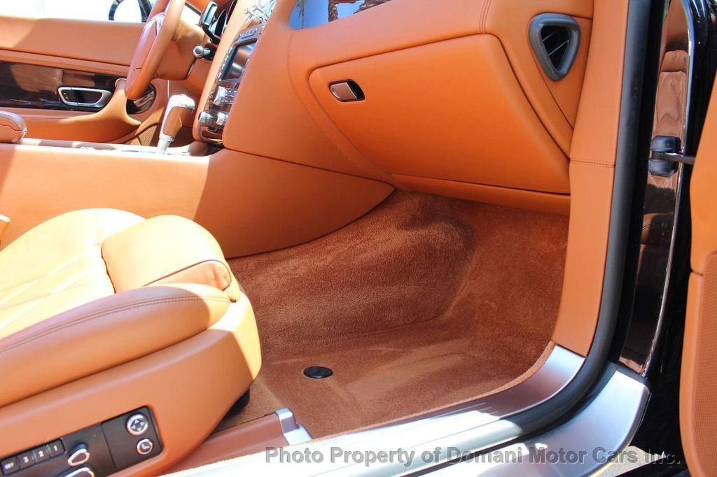 2010 Bentley Continental GT 2010 Bentley Continental GTC Convertible Speed only 25,442 miles - 17486050 - 74