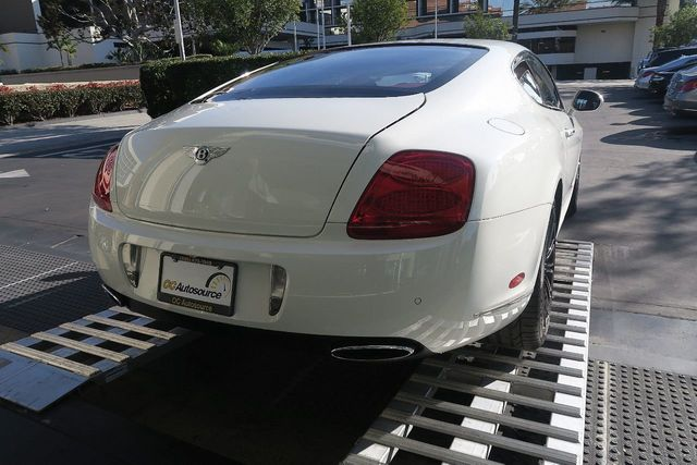 2010 Bentley Continental GT 2dr Coupe Speed - Click to see full-size photo viewer