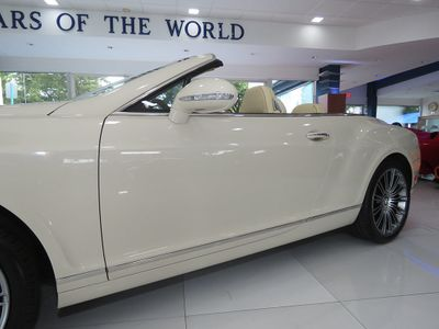 2010 Bentley Continental GT GTC Speed - Click to see full-size photo viewer