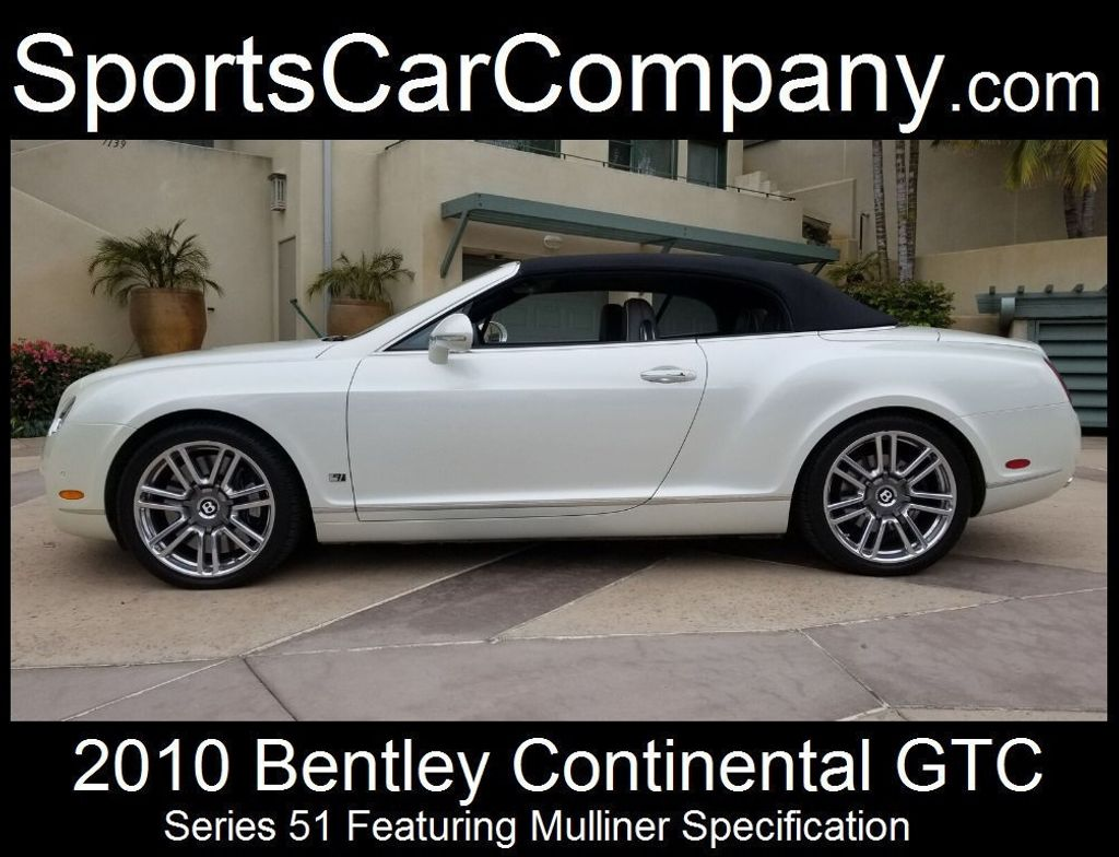 2010 Bentley Continental GTC Continental GTC Series 51 - 17737680 - 11