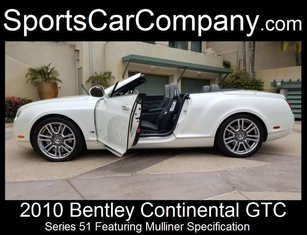2010 Bentley Continental GTC Continental GTC Series 51 - 17737680 - 14