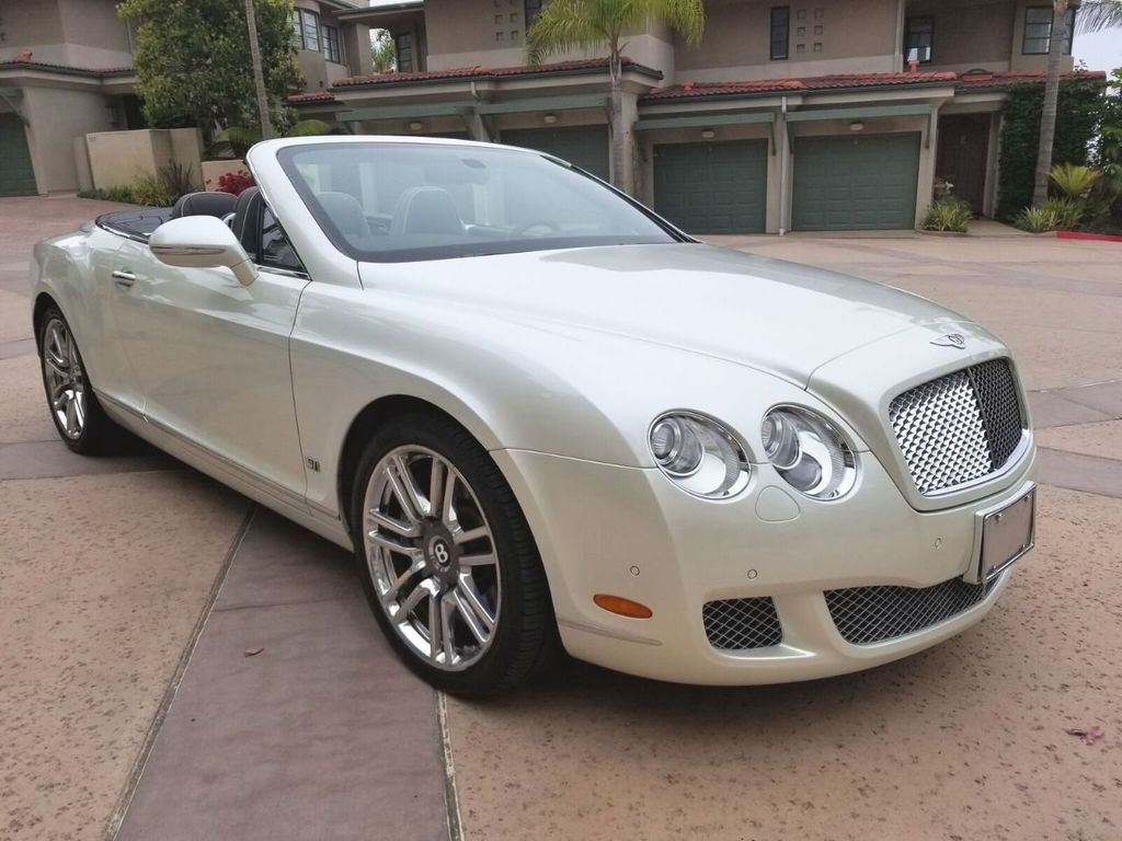 2010 Bentley Continental GTC Continental GTC Series 51 - 17737680 - 29