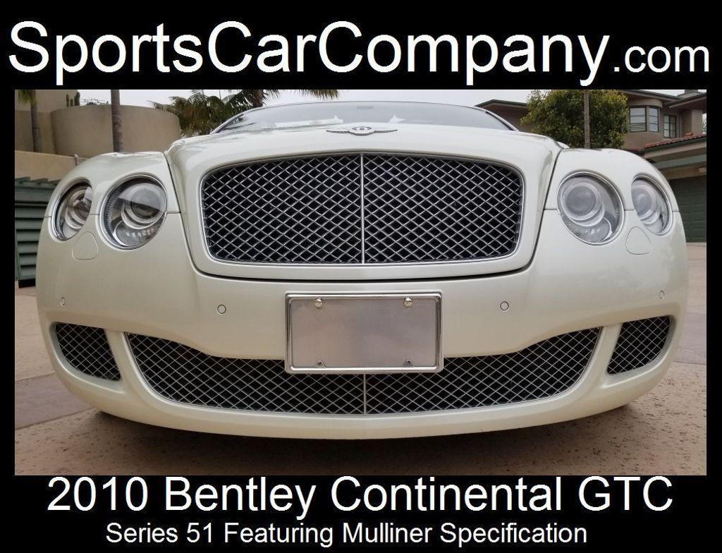 2010 Bentley Continental GTC Continental GTC Series 51 - 17737680 - 6