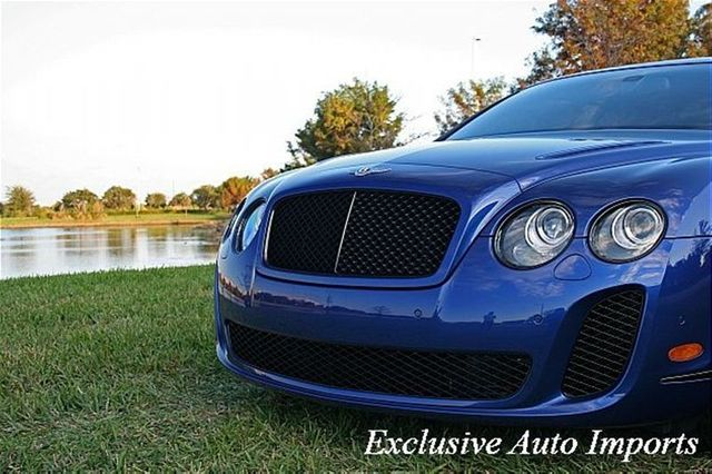 2010 Bentley Continental Supersports 2dr Cpe Supersports - Click to see full-size photo viewer
