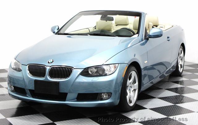 2010 BMW 3 Series CERTIFIED 328i CONVERTIBLE NAVIGATION - 16260345 - 0