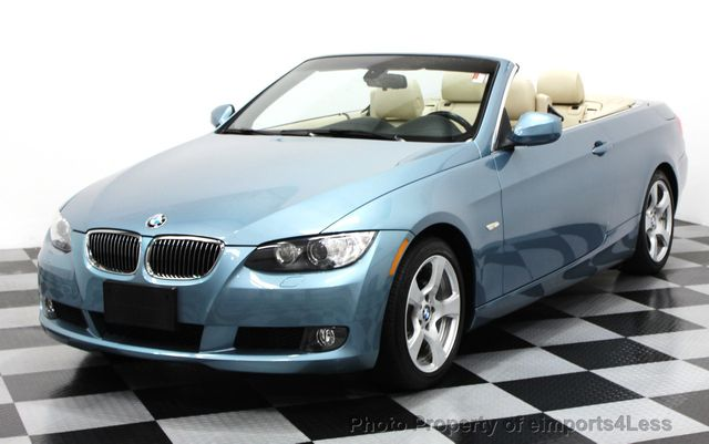 2010 BMW 3 Series CERTIFIED 328i CONVERTIBLE NAVIGATION - 16260345 - 12