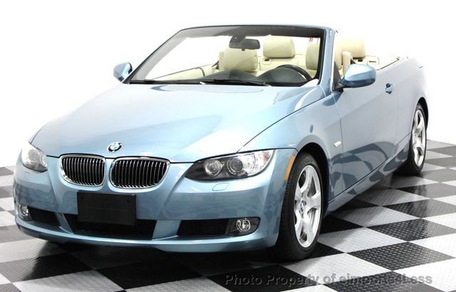 2010 BMW 3 Series CERTIFIED 328i CONVERTIBLE NAVIGATION - 16260345 - 13