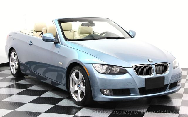 2010 BMW 3 Series CERTIFIED 328i CONVERTIBLE NAVIGATION - 16260345 - 15