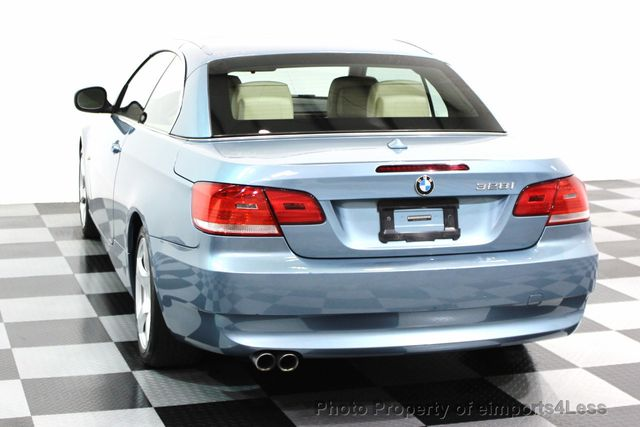 2010 BMW 3 Series CERTIFIED 328i CONVERTIBLE NAVIGATION - 16260345 - 16