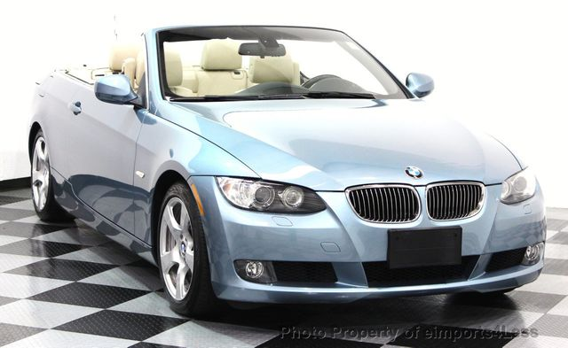2010 BMW 3 Series CERTIFIED 328i CONVERTIBLE NAVIGATION - 16260345 - 1