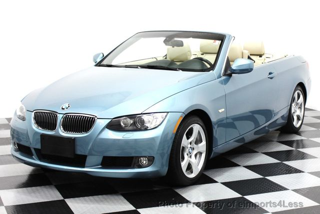 2010 BMW 3 Series CERTIFIED 328i CONVERTIBLE NAVIGATION - 16260345 - 22