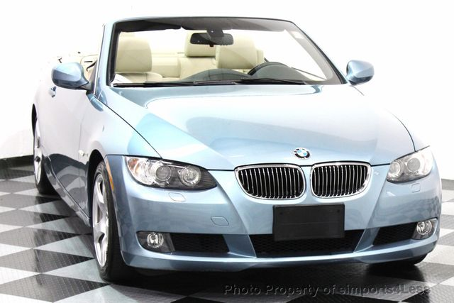 2010 BMW 3 Series CERTIFIED 328i CONVERTIBLE NAVIGATION - 16260345 - 23