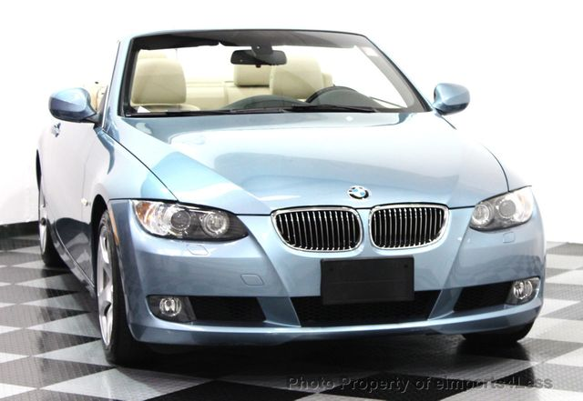 2010 BMW 3 Series CERTIFIED 328i CONVERTIBLE NAVIGATION - 16260345 - 24
