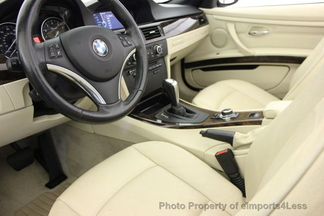 2010 BMW 3 Series CERTIFIED 328i CONVERTIBLE NAVIGATION - 16260345 - 35