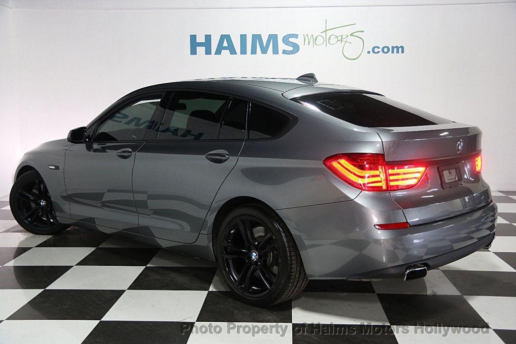 2010 Used BMW 5 Series Gran Turismo 550i Gran Turismo at Haims ...