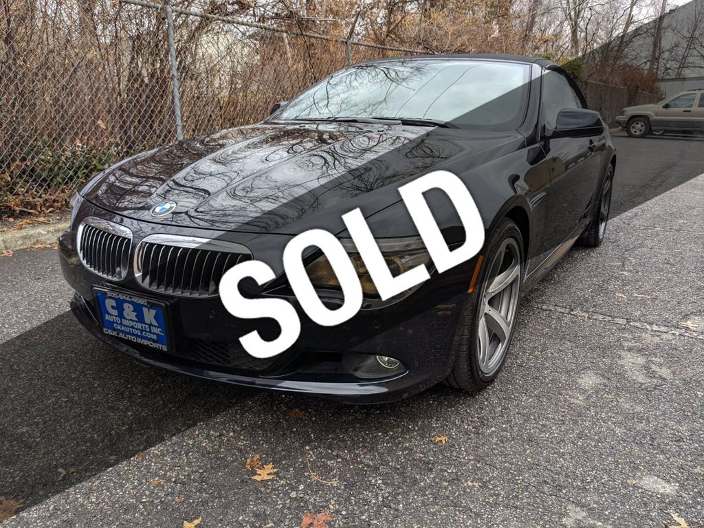 2010 Bmw 650i >> 2010 Used Bmw 6 Series 650i Convertible Heads Up Display Cld Wthr Pkg Sport Pkg At C K Auto Imports New Jersey Serving Hasbrouck Heights Nj Iid