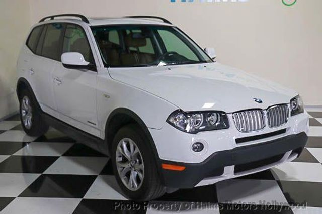 Used BMW X XDrivei At Haims Motors Serving Fort Lauderdale - Bmw 2010 suv