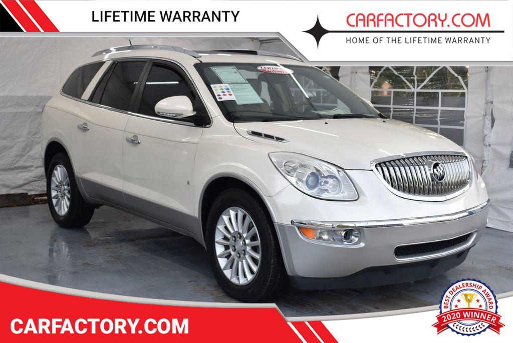 2010 Buick Enclave CXL - 18250862 - 0