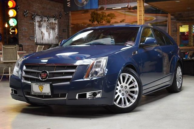 Cadillac Cts Wagon For Sale >> 2010 Cadillac Cts Wagon 5dr Wagon 3 6l Performance Awd Wagon For Sale Summit Argo Il 8 985 Motorcar Com