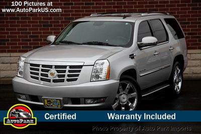 2010 Cadillac Escalade AWD 4dr Luxury SUV