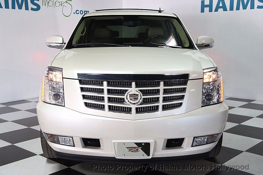 ext motor suv reviews escalade awd cadillac cars dashboard and trend rating