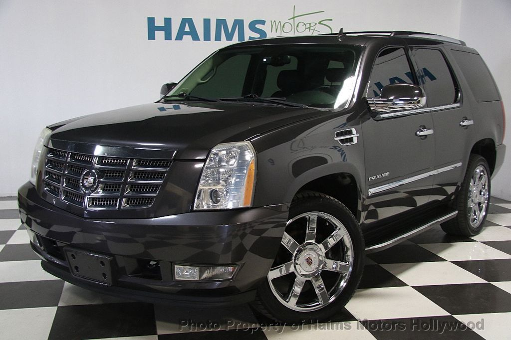 2010 Used Cadillac Escalade AWD 4dr Luxury at Haims Motors Serving