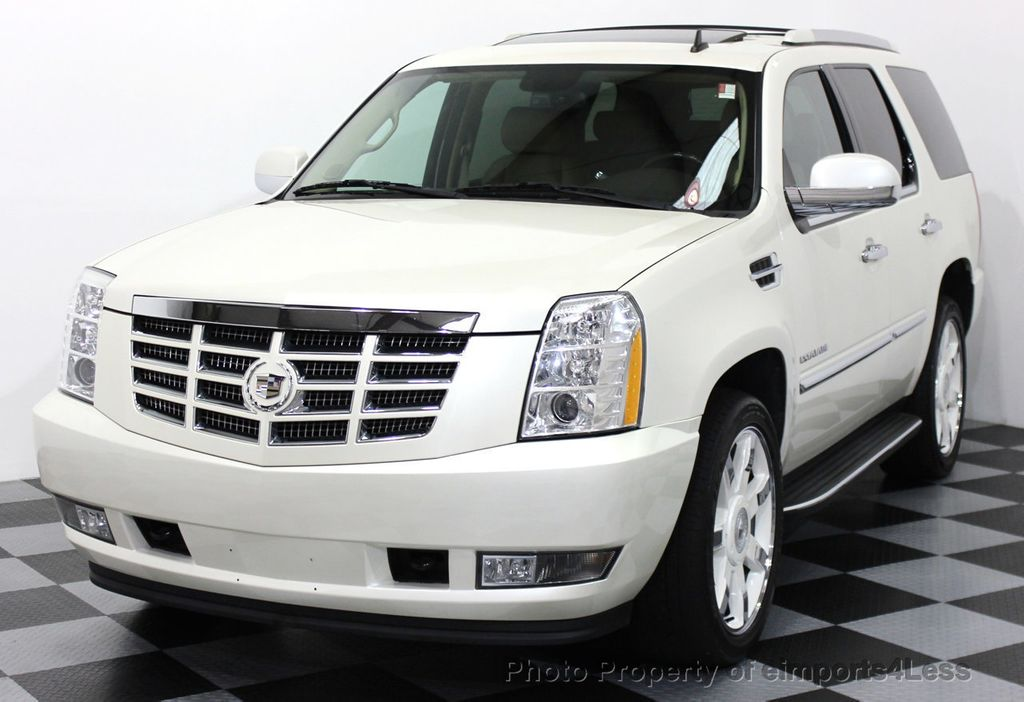 3rd Row Suv For Sale >> 2010 Used Cadillac Escalade CERTIFIED ESCALADE AWD 6-PASSENGER SUV CAM / NAVI at eimports4Less ...