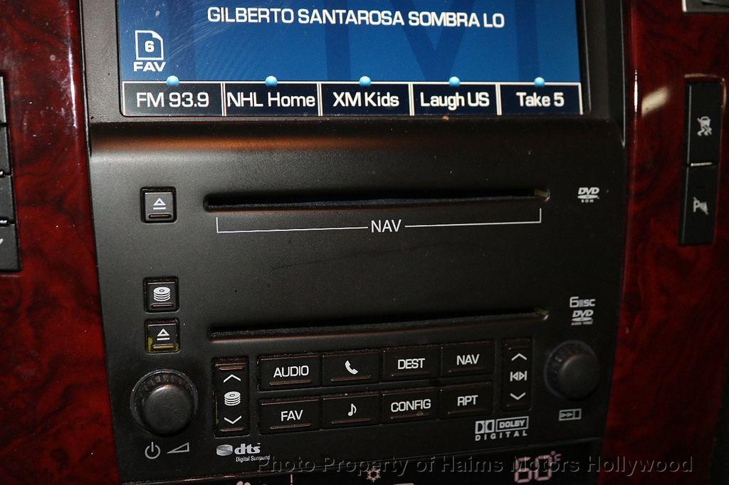 2010 Cadillac Escalade ESV Premium - 18668152 - 24