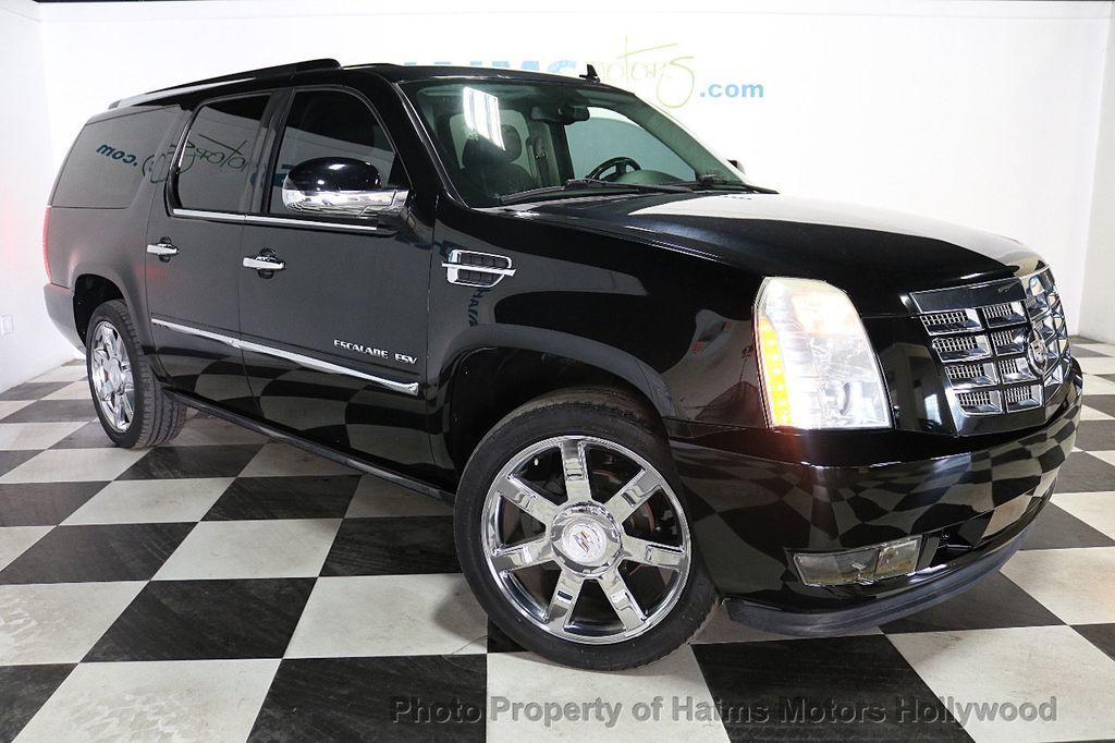 2010 Cadillac Escalade ESV Premium - 18668152 - 3