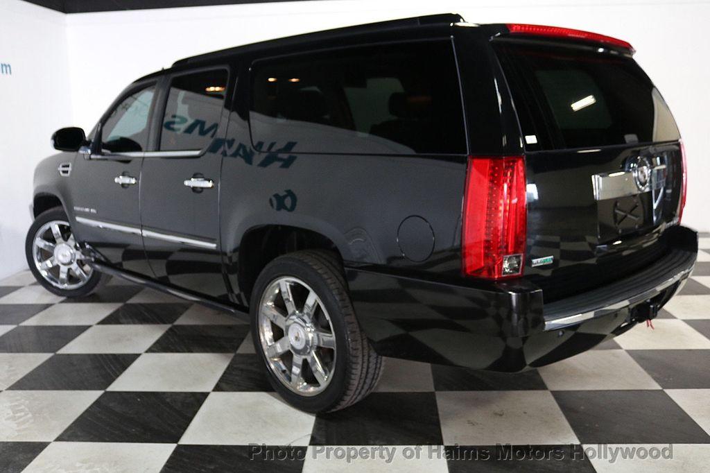 2010 Cadillac Escalade ESV Premium - 18668152 - 4