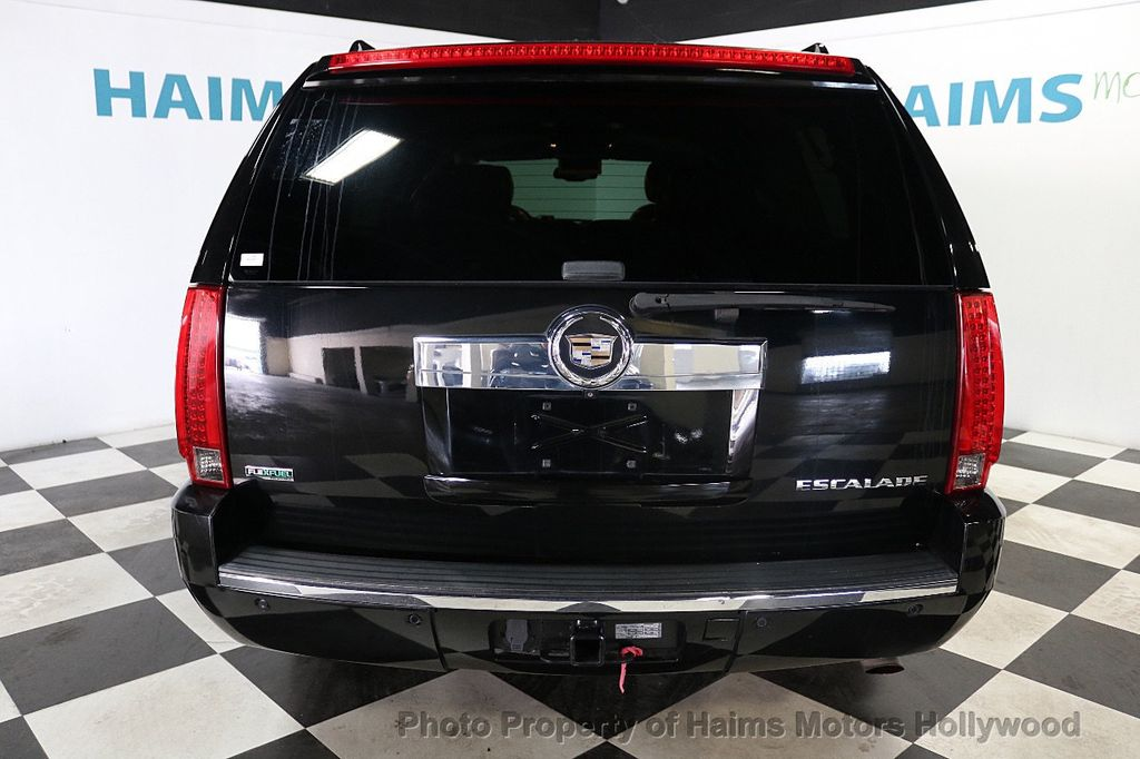 2010 Cadillac Escalade ESV Premium - 18668152 - 5