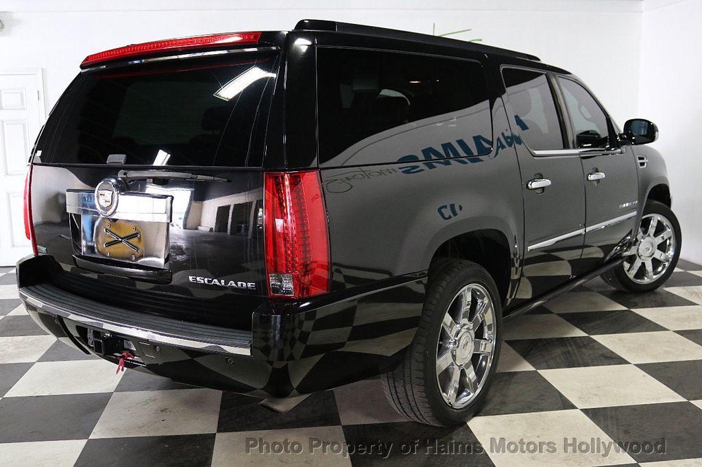 2010 Cadillac Escalade ESV Premium - 18668152 - 6