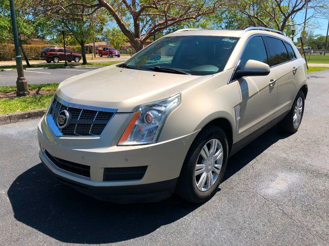 2010 used cadillac srx fwd 4dr luxury collection at a luxury autos serving miramar fl iid 17450601. Black Bedroom Furniture Sets. Home Design Ideas