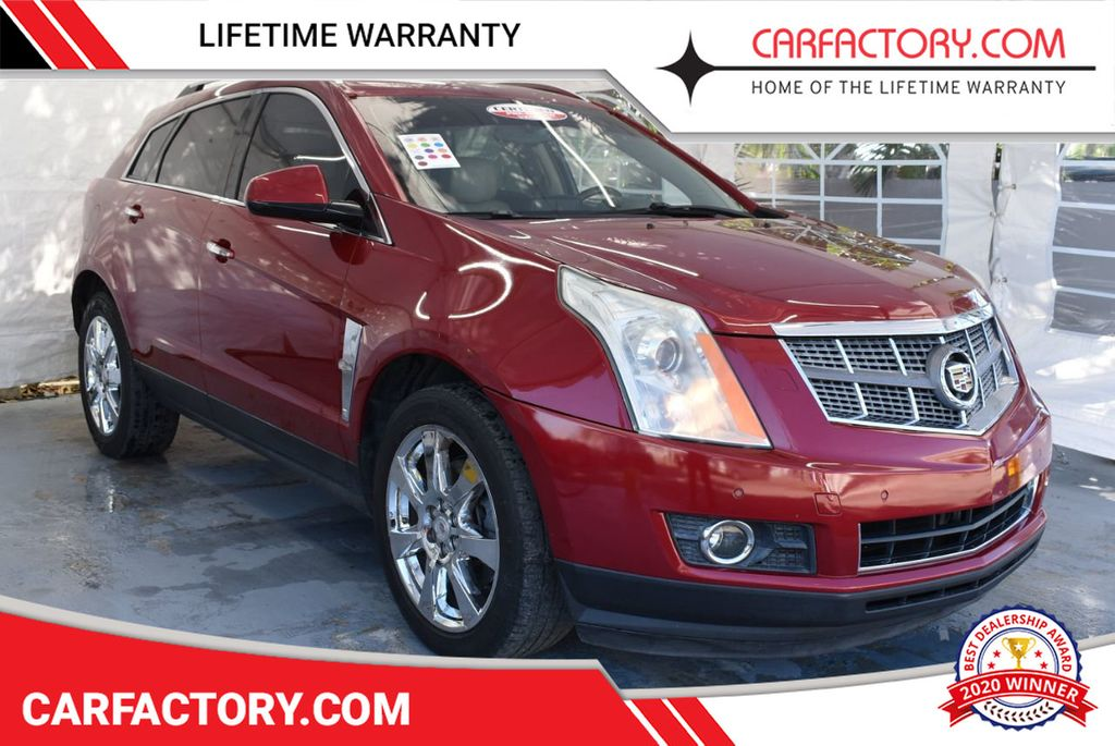 2010 Cadillac SRX FWD 4dr Performance Collection - 18415843 - 0