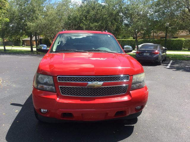 2010 Chevrolet Avalanche 2WD Crew Cab LTZ - Click to see full-size photo viewer