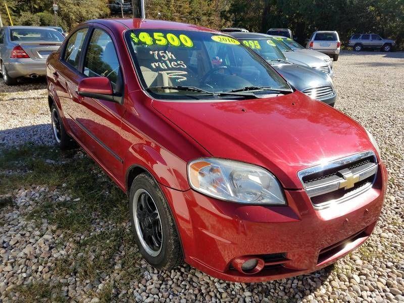 Used Chevrolet Aveo For Sale Motorcar