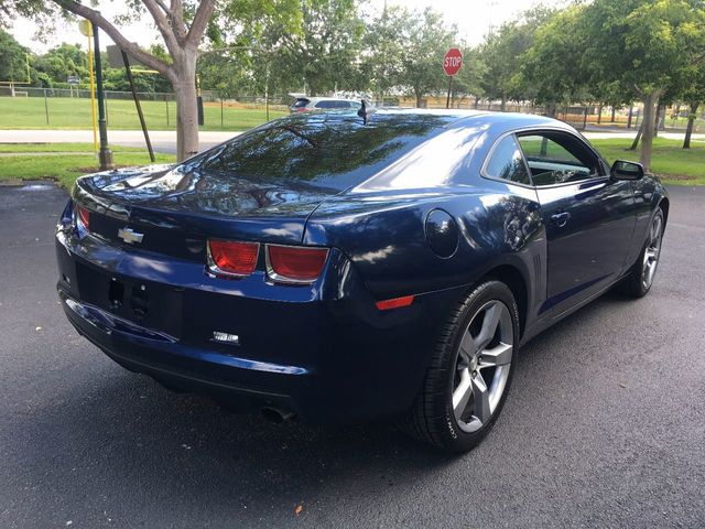 2010 Chevrolet Camaro 2dr Coupe 1LT - Click to see full-size photo viewer