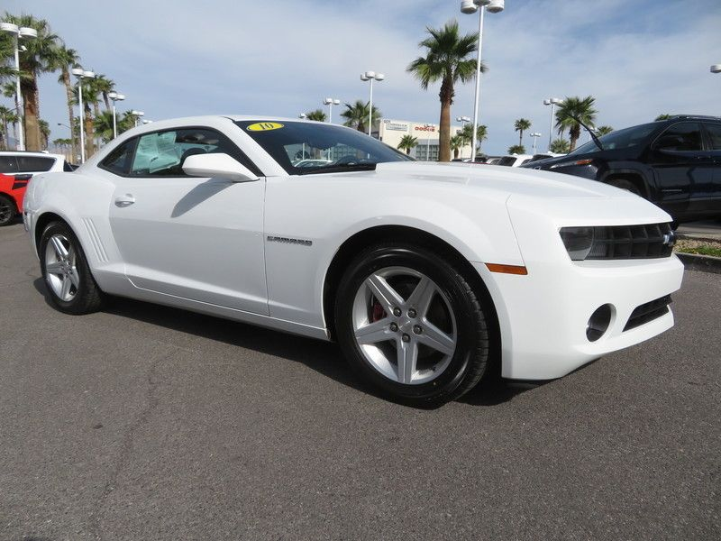 2010 Chevrolet Camaro 2dr Coupe 1LT - 17533505 - 2
