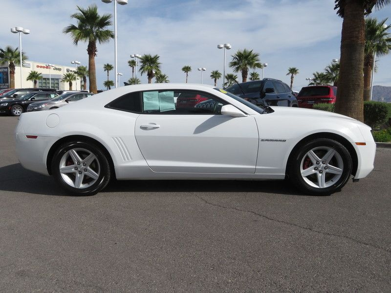 2010 Chevrolet Camaro 2dr Coupe 1LT - 17533505 - 3