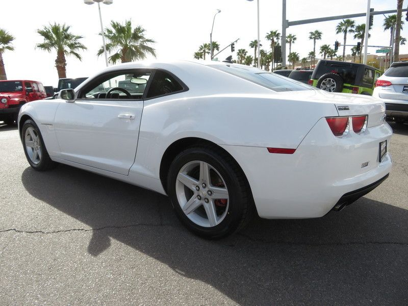 2010 Chevrolet Camaro 2dr Coupe 1LT - 17533505 - 8