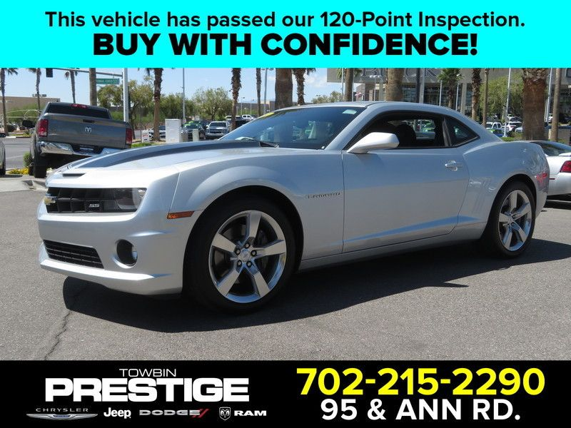 2010 Chevrolet Camaro 2dr Coupe 1SS - 17659369 - 0